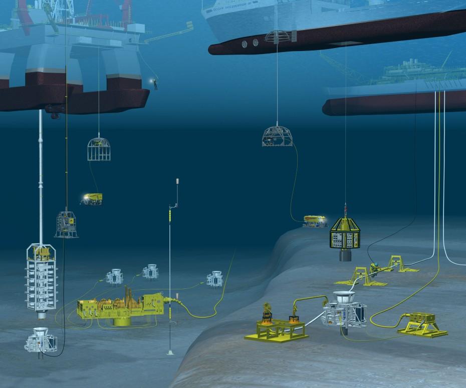P&P-Oceaneering